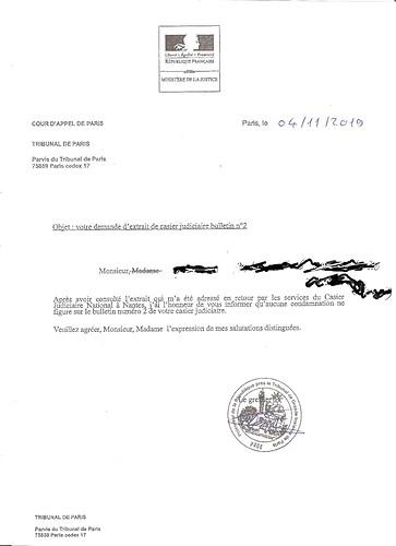 judiciaire bulletin n 2